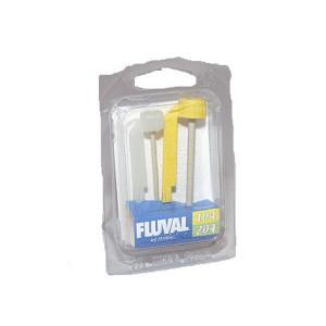 Náhradní osička keramická FLUVAL 104, 204 (starý + nový model), Fluval 105, 205 2ks