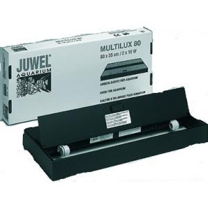 Juwel Duolux světelná rampa T8 černá 80x35 cm