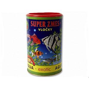 Supersměs vločky AQUA EXOTIC 1l