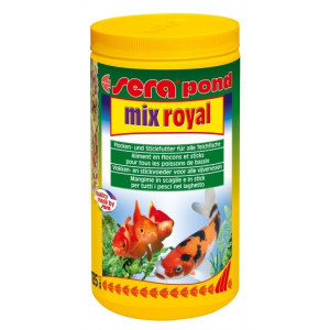 Sera pond mix royal 1 000 ml