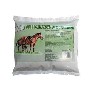 Mikros VDK pro koně 3 kg