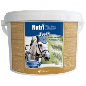 Nutri Horse Sport pro koně plv 5 kg