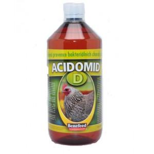 Acidomid D drůbež 1 l
