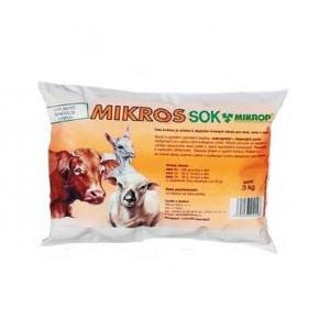 Mikros SOK pro skot, ovce a kozy plv 1 kg