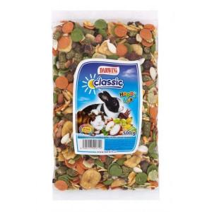 Darwins Happy mix morče a králík 500 g