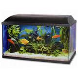 Akvárium set CAT-GATO 80 x 30 x 40 cm 96l