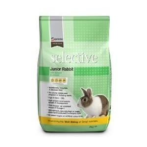 Supreme Science-Selective Rabbit králík Junior 1,5 kg
