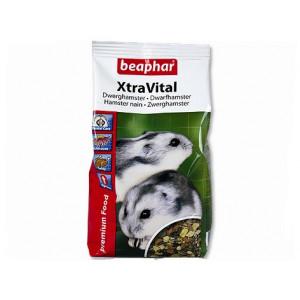 Krmivo BEAPHAR XtraVital zakrslý křeček 500g