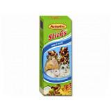 Tyčinky AVICENTRA ořechové pro malé hlodavce
