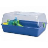 Box SAVIC Rody Hamster modrý 55 cm 1ks