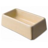 Miska BE-MI betonová obdélníková 15 cm 1ks
