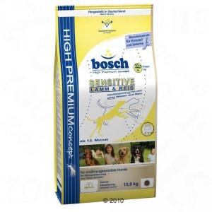 Bosch Dog Sensitive Lamb & Rice 15 kg