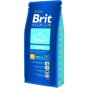 Brit Premium Dog Puppies 3 kg