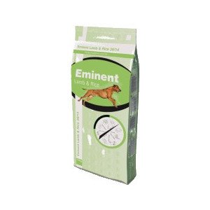 Eminent Lamb Rice 15 kg