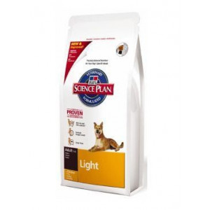 Hills Canine Adult Light 3 kg
