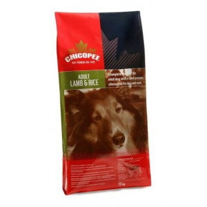 Chicopee Dry Adult Lamb Rice 15 kg