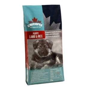 Chicopee Dry Puppy Lamb Rice 15 kg