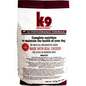 K-9 Hi Performance 3 kg