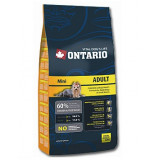 ONTARIO Dog Adult Mini 0,9kg