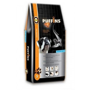 Puffins Adult Lamb Rice 15 kg
