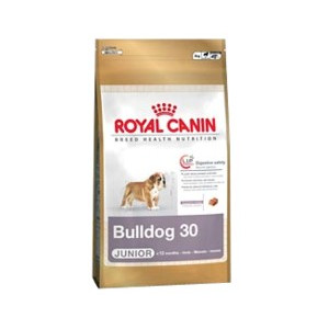 Royal Canin BREED Bulldog Junior 12 kg