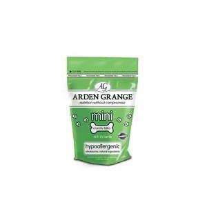 Arden Grange MINI Crunchy Bites rich in Lamb 250 g