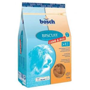 Bosch Biscuit Lamb Rice pochoutka 5 kg