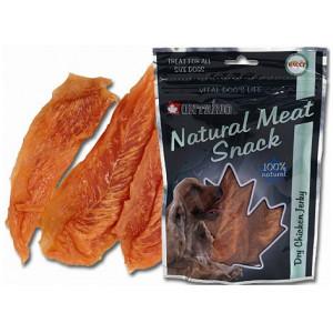 Snack ONTARIO dry chicken jerky 70g