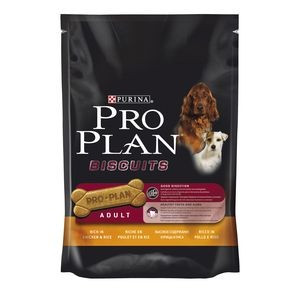PRO PLAN Biscuits Chicken Rice 400 g