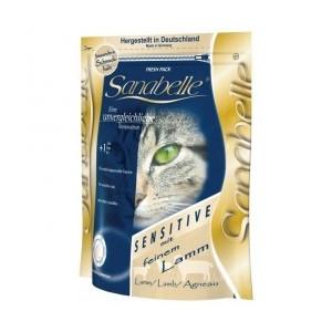 Bosch Cat Sanabelle Sensitive jehněčí s rýží 10 kg
