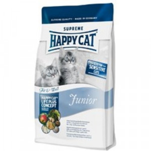 Happy Cat Supreme Fit & Well Junior 4 kg