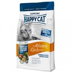 Happy Cat Supreme Fit & Well Atlantik Lachs 4 kg