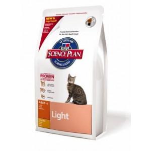Hills Feline Adult Light 5 kg