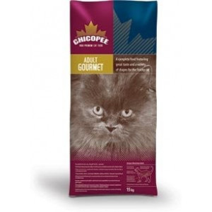 Chicopee Adult Cat Gourmet 15 kg