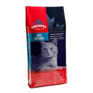 Chicopee Adult Cat Natural 15 kg
