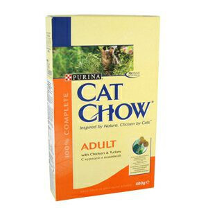 Purina Cat Chow Adult Chicken and Turkey 400 g