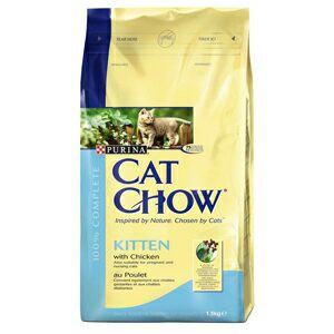 Purina Cat Chow Kitten 1,5 kg