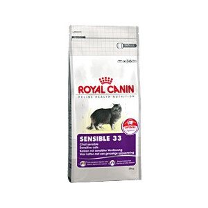 Royal Canin Feline Sensible 33 400 g