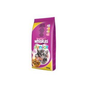 Whiskas Junior s kuřecím masem 14 kg