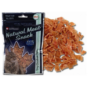 Snack ONTARIO Cat Dry Chicken Jerky 70g