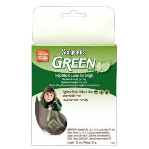 Sergeanťs Green obojek pro psy 60 cm