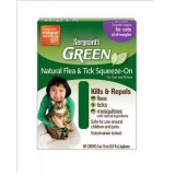 Sergeanťs Green spot on pro kočky 3x1,5 ml
