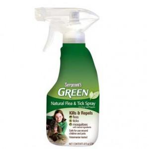Sergeanťs Green spray antipar. pro psy 250 ml