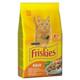 Friskies cat kuře, zelenina 10 kg