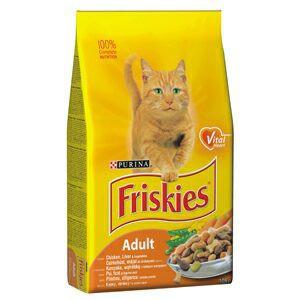 Friskies cat kuře, zelenina 4 kg
