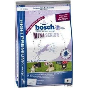 Bosch Dog Mini Senior 1 kg