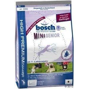 Bosch Dog Mini Senior 2.5 kg