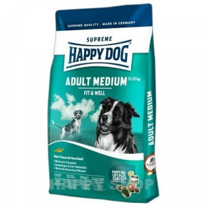 Happy Dog Supreme Medium Fit&Well 4 kg