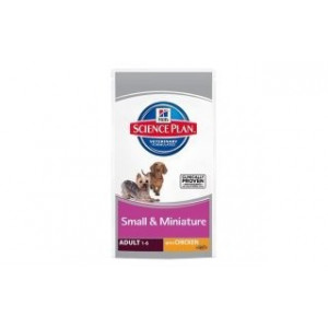 Hill´s Canine Small & Miniature Adult 6,5 kg