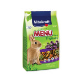 Menu VITAKRAFT Rabbit Ttymian bag 1kg